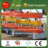 Hky 10-52-1040 Farben-Stahlwand-und Dach-Panel-Rolle, die MaschineAuto-Productionzeile bildet