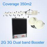 Ripetitore a due bande St-3G4g del segnale di 3G 2100MHz 4G Lte 2600MHz