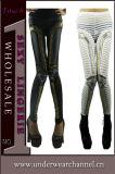 Forma Sexy Jean Printing Spandex Legging para Lady
