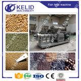 Производственная линия лепешки питания рыб сертификата Ce