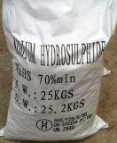 ナトリウムHydrosulphideのナトリウムの水硫化物70%