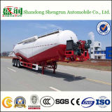 55cbm 3 Axle Bulk Cement Transport Tanker Semi Trailer