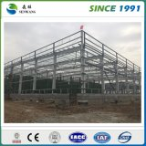 Almacén de estructura de acero