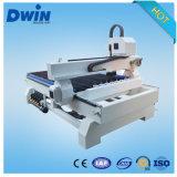 Máquina de madera del ranurador del CNC de la carpintería del diseño 3D de la puerta de la venta caliente (DW1325)