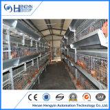 중국 제조자에 의하여 직류 전기를 통하는 어린 암탉 닭 감금소