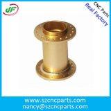 Части точности подвергая механической обработке, части CNC поворачивая, запасные части для индустрии аппаратуры