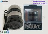 Haut-parleur sans fil/torsion en métal de Bluetooth réglant au volume sain