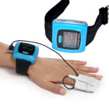 セリウムおよびFDA Approved Wrist Pulse Oximeter