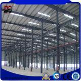 Estructura de acero del marco ligero para el taller de acero
