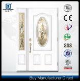 Vidro decorativo porta introduzida da fibra de vidro do filho da mamã