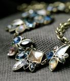 Großhandelsform-Schmucksache-justierbare Strickjacke-Ketten-Halskette