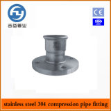 Edelstahl Pipe Press Fittings ein Type Flange Coupling