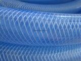 1/2 인치 PVC에 의하여 땋아지는 강화된 섬유 호스 물 호스