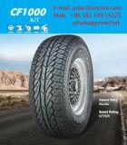 Neumático de Comforser a/T del neumático del vehículo de pasajeros con las tallas de 265/70r16lt 265/70r17lt 285/70r17lt