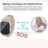 Adultos del reloj del GPS Tracker con botón de SOS (T58)