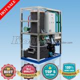 Máquina de hacer hielo del tubo comestible de 3 toneladas/día para la planta de hielo y el hotel (TV30)