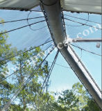 AISI 304 316は網の/Balustrade /Cableの網NettinをXがちである