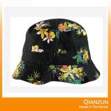 2016の方法花の印刷のバケツの帽子