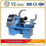 Roda Full-Automatic da alta qualidade que endireita a máquina & o CNC Lateh