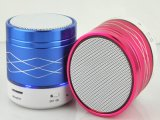 Mini Portable Wireless Bluetooth Speaker com FM Radio