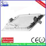 AC85-265V 6W nehmen quadratische LED-Panel-Deckenleuchte ab