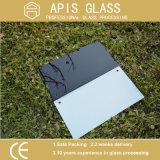 3-12mm 실크스크린 인쇄 유리제/장식 적이고 또는 착색된 유리제 세라믹 프릿으로 만들어진 색칠에 의하여 단단하게 하는 유리