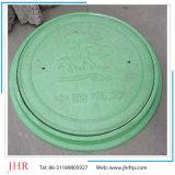 Material de fibra de vidro SMC Square Manhole Cover