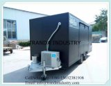 De mobiele Bestelwagens van de Verkoop van het Voedsel van het Rundvlees van de Kar van de Drank in China