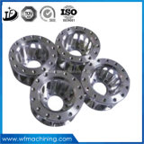 Kundenspezifisches Metall, das CNC-Fräsmaschine-Ersatzteile maschinell bearbeitet