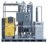 Sistema da adsorção do balanço da pressão do nitrogênio do oxigênio da PSA