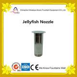 Bocais da fonte das medusa do aço inoxidável para a decoração interna