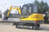 4.5 toneladas Mini Crawler Excavator para Sales