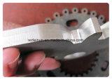 2000W Scherpe Machine 3000mm*1500mm 18mm Ss 116mm Cs van de Laser van de vezel