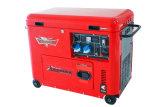 4kVA 3 Diesel van de Fase Stille Generator, de Prijslijst van de Generator van China