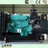 jogo de geração Diesel silencioso de 500kVA 400kw Cummins Engine com ATS