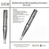Goochie Rechargeable Digital Derma Pen con Needle Cartridge