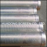 ワイヤーによって包まれるScreen/Vワイヤーフィルターかワイヤー包まれたスクリーン