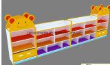 Contatore della visualizzazione per il negozio dei bambini, armadietto di esposizione