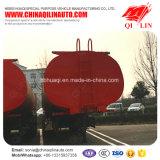 Remorque de frottement de camion-citerne aspirateur de la distribution de pétrole en vente
