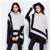 Пальто Batwing Turtleneck повелительниц Sweater1523