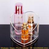 Hart-gevormde AcrylMake-up/Kosmetische Doos