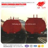 Poids de bordure de trottoir 10 tonnes de liquides de transport de camion-citerne de remorque dangereuse semi