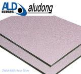 Панель Rose серебряная алюминиевая составная используемая для украшения Externel