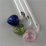 Труба трубы водопровода кристаллический стекла миниая стеклянная