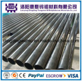 Factory de alta temperatura Made 99.95% Pure Molybdenum Tube, Mo Pipe para Crystal Growth Furnace