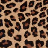 Cuir sexy d'unité centrale d'Aborter de configuration de tigre de léopard de mode pour des vêtements de sacs à main de sacs