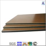 Guangzhou Supperior Fornecedor Dibond Acm ACP Painel de plástico composto de alumínio