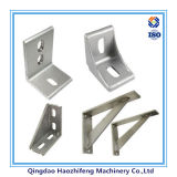 Aço Bracket Corner Brace Made by High Speed ​​Punching Machine