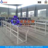 PVC WPC 플라스틱 Windows 및 문 단면도 압출기 또는 밀어남 생산 라인
