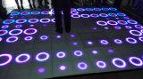 Het Kleurrijke LEIDENE van Rigeba Dynamische Fantastische Effect van Dance Floor voor Stadium